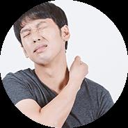 首・肩の痛み